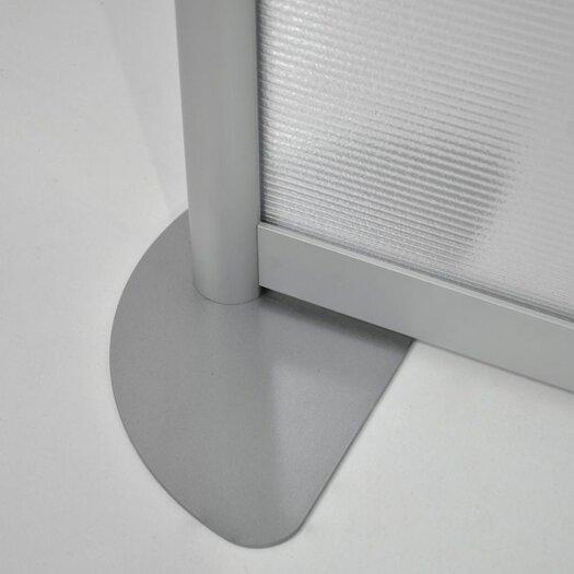 """LOFTwall 53"""" x 76"""" Modern Room Divider"""