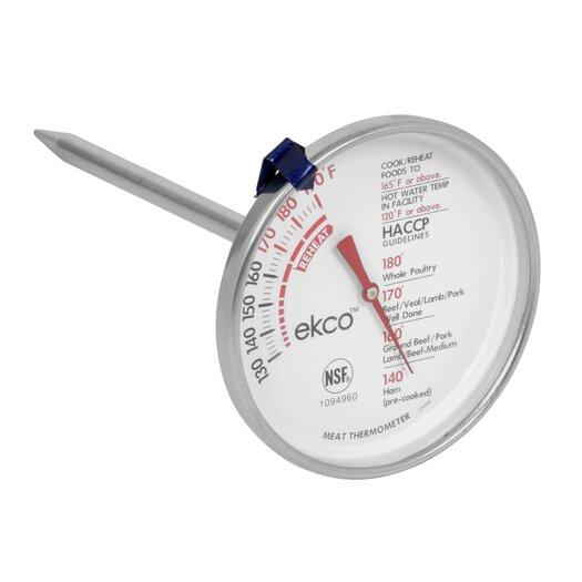 EKCO Large Dial Meat Thermometer