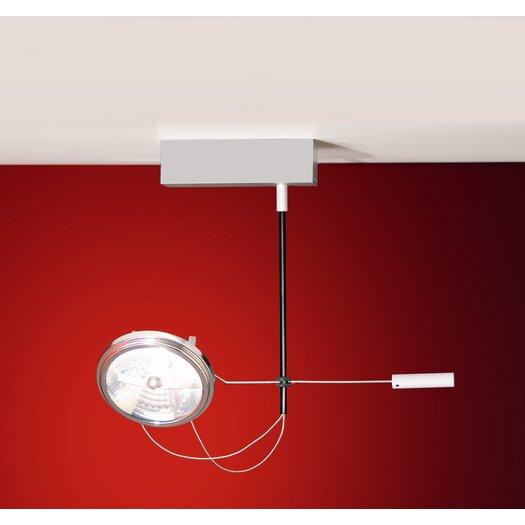 Absolut Lighting 1 Light Spotlight