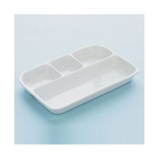 BIA Cordon Bleu TV Divided Serving Dish
