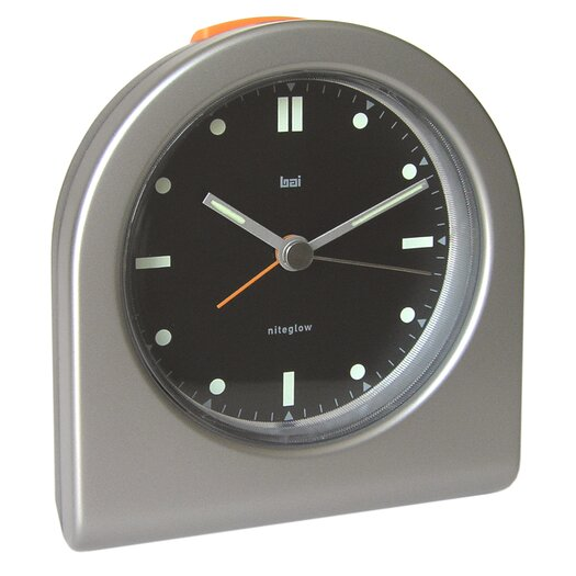 Bai Design Logic Designer Alarm Clock