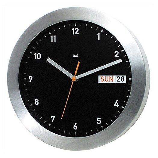 """Bai Design 11"""" Datist Modern Wall Clock"""