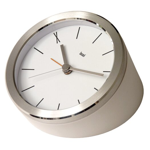 Bai Design Blanco Executive Alarm Clock