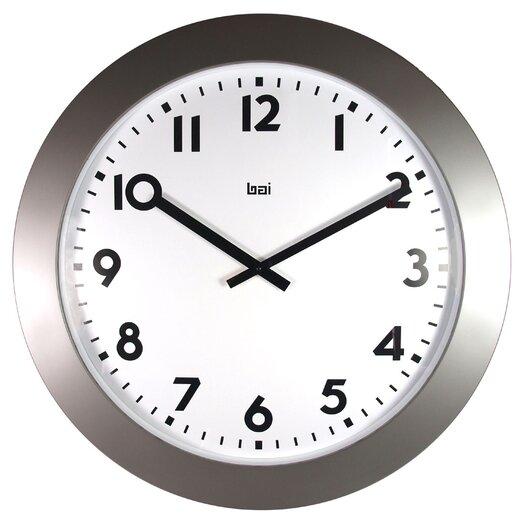 """Bai Design 20"""" Landmark Jumbo Wall Clock"""