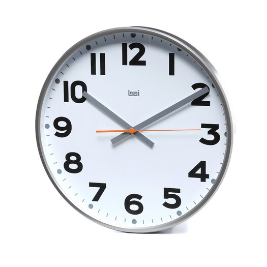 "Bai Design 15"" Jumbo Wall Clock"