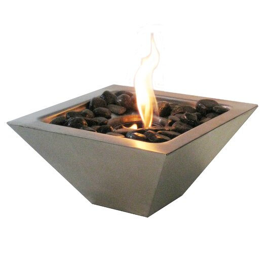Anywhere Fireplaces Empire Gel Fuel Fireplace