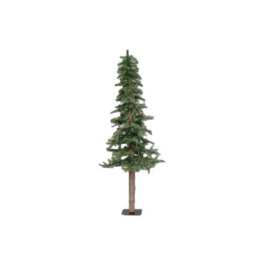 Vickerman Co. Alpine Tree 5' Green Pine Artificial Christmas Tree