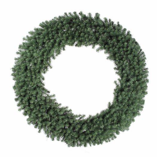 "Vickerman Co. Douglas Fir 72"" Wreath"