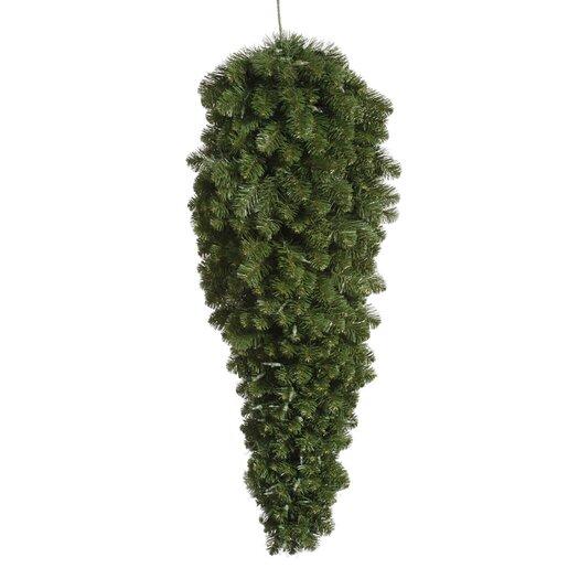 Vickerman Co. Grand Teton 3' Green Tear Drop Artificial Christmas Tree