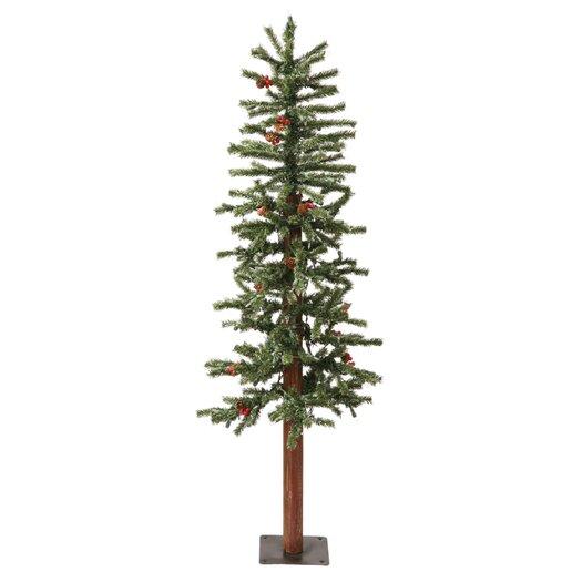 Vickerman Co. 4' Alpine Berry Cone Tree