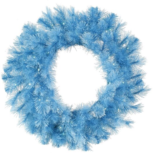 Vickerman Co. Baby Cashmere Wreath