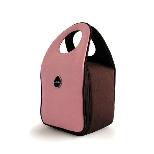 Milkdot Stoh Lunch Tote in Cotton Candy Pink