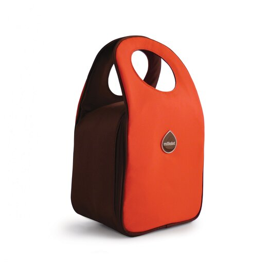 Milkdot Stoh Lunch Tote in Candy Apple Red