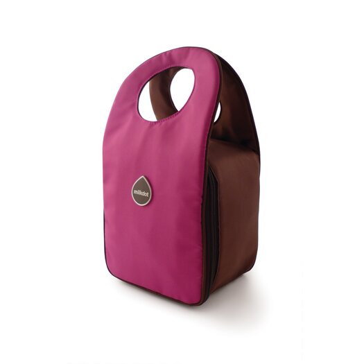 Stoh Lunch Tote in Plum