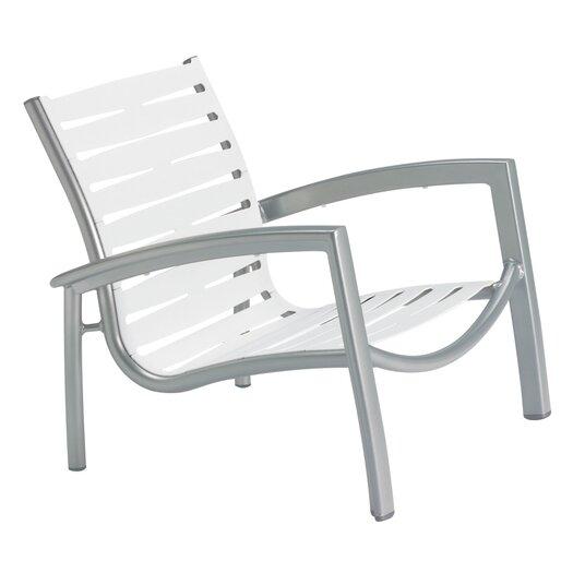 Tropitone South Beach EZ Span™ Stacking Arm Chair