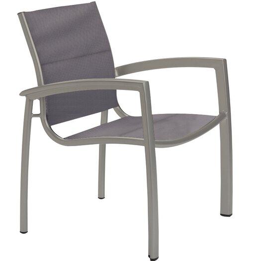 Tropitone South Beach Duplex Dining Arm Chair