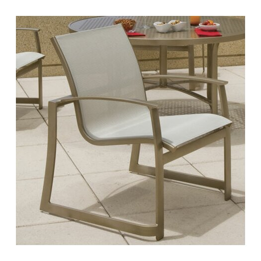 Tropitone MainSail Dining Arm Chair