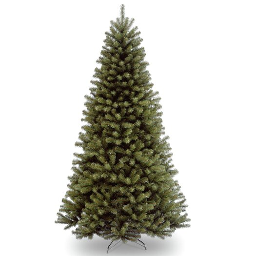 National Tree Co. North Valley 7.5' Spruce Artificial Christmas Tree