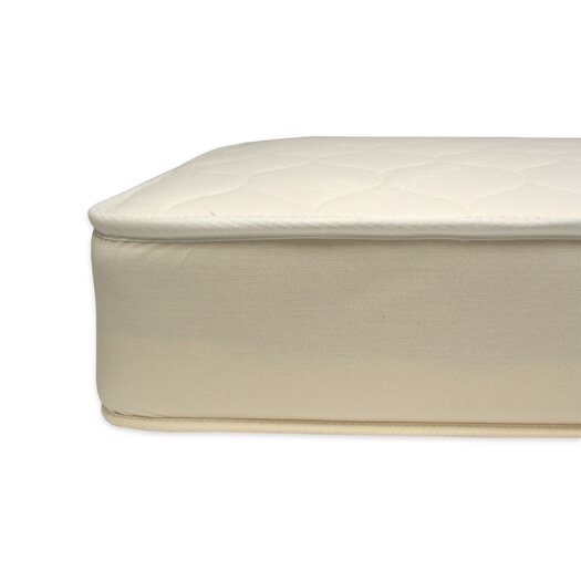Naturepedic 2 in 1 Ultra / Quilted Full Mattress