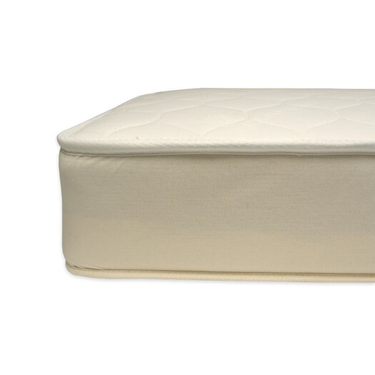 Naturepedic 2 in 1 Ultra / Quilted Twin Mattress