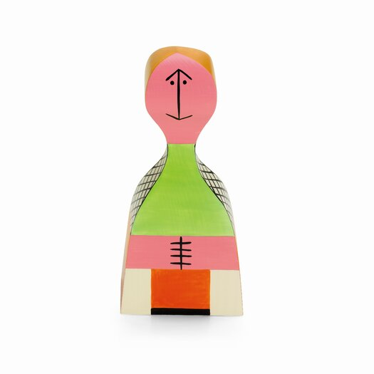 Vitra Vitra Design Museum Wooden Dolls No. 19 Figurine