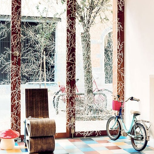 Vitra Ronan and Erwan Bouroullec Algue Room Divider