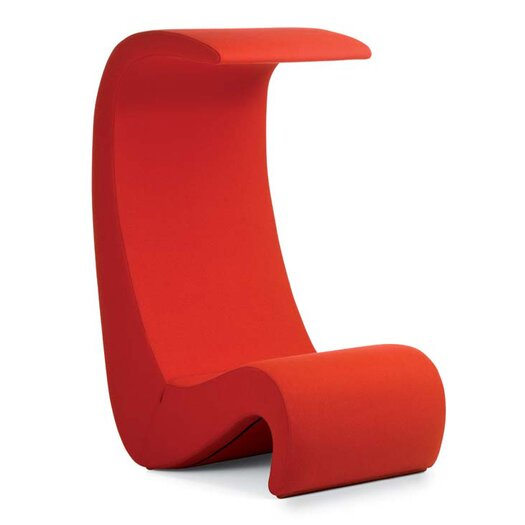 Amoebe Highback Side Chair by Verner Panton