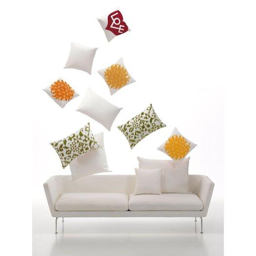 Vitra Suita Sofa Geometric Pillow