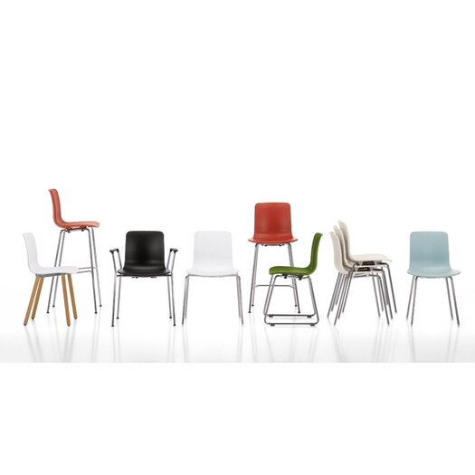 Vitra Hal Cantilever Side Chair