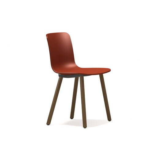 Vitra Hal Wood Side Chair