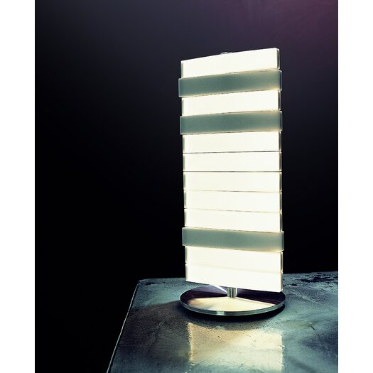 "QisDesign Piano 18.11"" H Table Lamp"