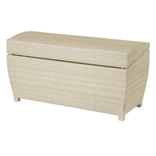 Les Jardins Duna All-Weather Wicker Storage Chest