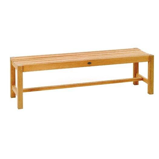 Les Jardins Teak Wood Picnic Bench