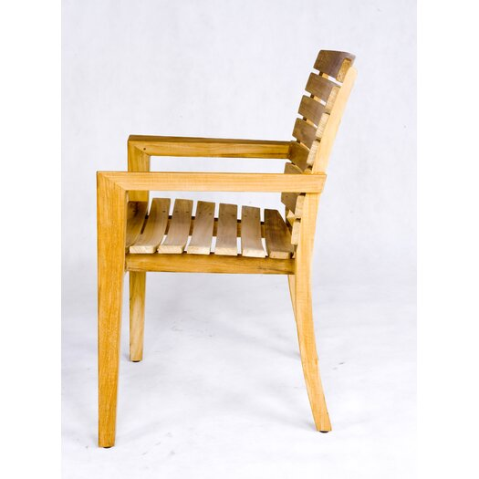 Les Jardins Stafford Arm Chair