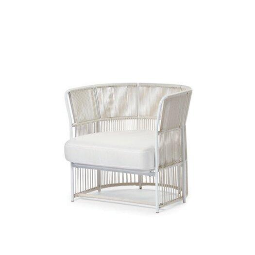 Varaschin Tibidabo Low Deep Seating Armchair with Cushions