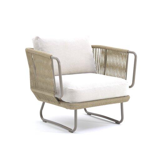 Varaschin Babylon Deep Seating Armchair with Cushions