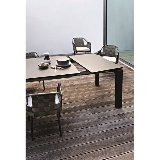 Varaschin Dolmen Extension Dining Table
