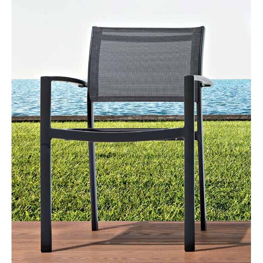 Varaschin Victor Dining Chair with Arms