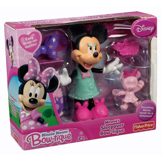 Fisher-Price Minnie Mouse Bowtique