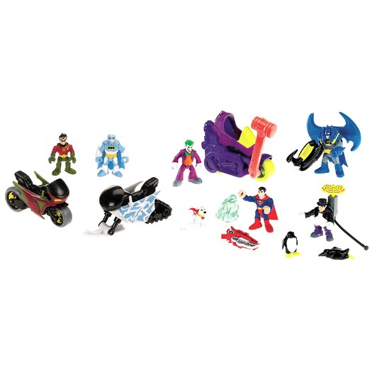 Fisher-Price Imaginext DC Super Friends Action Figure (1 Included)