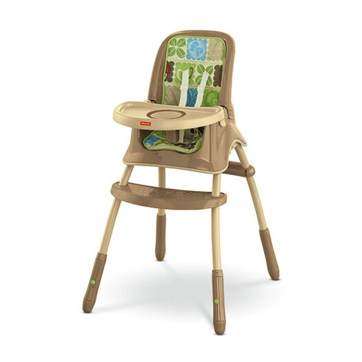 Fisher-Price Rainforest Friends Grow with Me High Chair