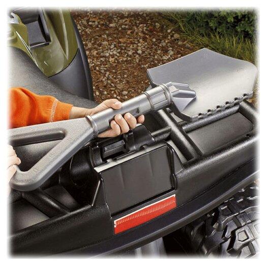 Fisher-Price Power Wheels Kawasaki 12V Battery Powered ATV