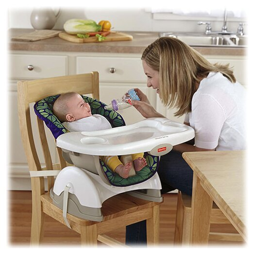 Fisher-Price Rainforest Friends Space Saver High Chair
