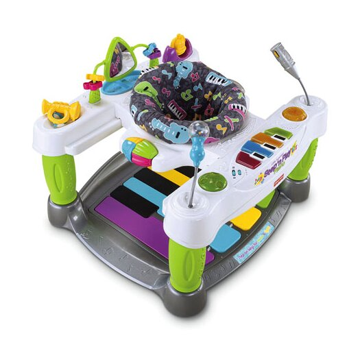 Fisher-Price Superstar Step'n Play Piano