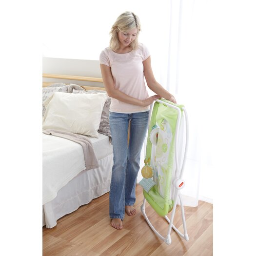 Fisher-Price Rock'n Play Portable Bassinet