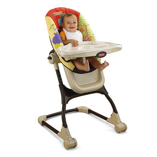 Fisher-Price Luv U Zoo EZ Clean High Chair