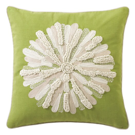 Company C Asters Cotton Pillow