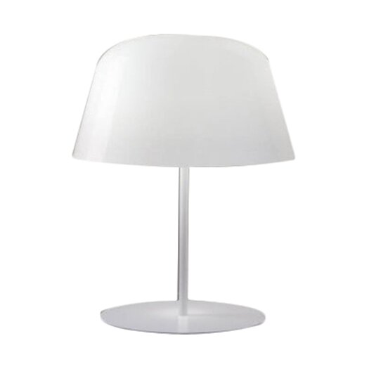 Leucos Ayers T Table Lamp with Bowl Shade
