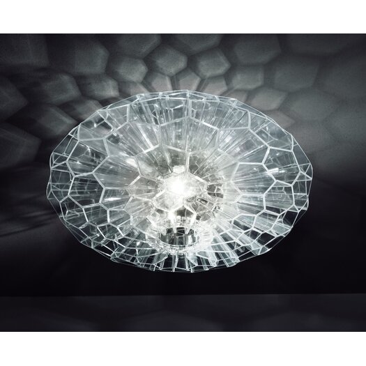 Leucos Joy Ceiling Light by Paolo De Lucchi and Giorgia Paganini