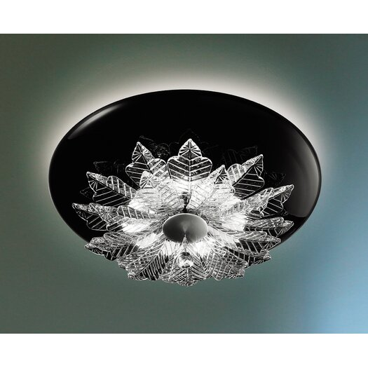 Leucos Orleans Ceiling Light by Marina Toscano